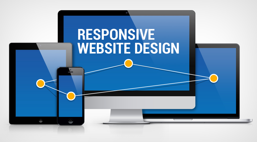 What does Responsive mean in web design?